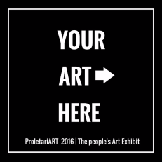 proletariart2016call